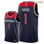 Camisetas Nike Washington Wizards Austin Rivers Marino Statement 2018