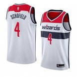 Camisetas Washington Wizards Admiral Schlfield Blanco Association 2019-20