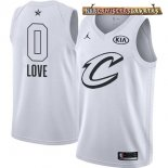 Camisetas 2018 All Star Kevin Love Blanco
