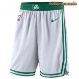 Pantalones Boston Celtics Nike Blanco