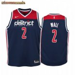 Camisetas Niños Washington Wizards John Wall Marino Statement 2019-20