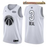 Camisetas 2018 All Star Bradley Beal Blanco