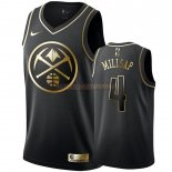 Camisetas Denver Nuggets Paul Millsap Oro Edition