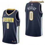 Camisetas Denver Nuggets Emmanuel Mudiay Marino Icon 2017-2018