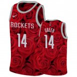 Camisetas Niños Houston Rockets Gerald Green Rojo