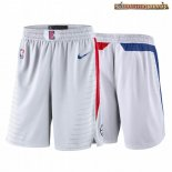 Pantalones Los Angeles Clippers Blanco Association 2020