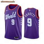 Camisetas 2020 All Star Rj Barrett Purpura