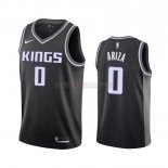 Camisetas Sacramento Kings Trevor Ariza Negro Statement 2019-2020