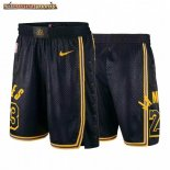 Pantalones Los Angeles Lakers Lebron James Negro Mamba