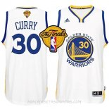 Camisetas Golden State Warriors Finales Curry Blanco