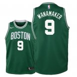 Camisetas Niños Boston Celtics Bradley Wanamaker Verde Icon 2018