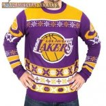 NBA Unisex Ugly Sweater Los Angeles Lakers Amarillo