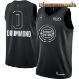Camisetas 2018 All Star Andre Drummond Negro