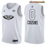 Camisetas 2018 All Star DeMarcus Cousins Blanco