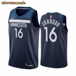 Camisetas NBA Nike Minnesota Timberwolves James Johnson Marino Icon 2019-20