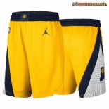 Pantalones Indiana Pacers Oro Association