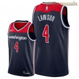 Camisetas Nike Washington Wizards Ty Lawson Marino Statement 2018