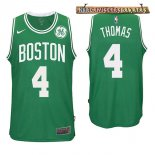 Camisetas Boston Celtics Isaiah Thomas Verde 2017-2018