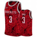 Camisetas Niños Houston Rockets Chris Paul Rojo