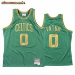 Camisetas NBA CNY Throwback Boston Celtics Jayson Tatum Verde 2020