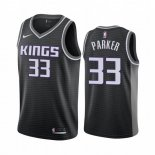 Camisetas NBA Nike Sacramento Kings Jabari Parker Negro Statement 2019-20