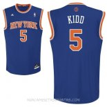 Camisetas New York Knicks Jason Kidd Azul