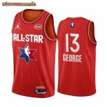 Camisetas 2020 All Star Paul George Rojo