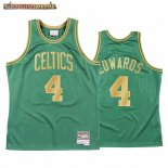 Camisetas NBA CNY Throwback Boston Celtics Carsen Edwards Verde 2020