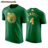 Camisetas NBA Nike Boston Celtics Manga Corta Carsen Edward Verde