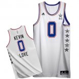 Camisetas 2015 All Star Kevin Love Blanco
