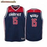 Camisetas Niños Washington Wizards Moritz Wagner Marino Statement 2019-20