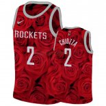 Camisetas Niños Houston Rockets Chris Chiozza Rojo