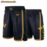 Pantalones Los Angeles Lakers Anthony Davis Negro Mamba