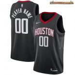 Camisetas NBA Houston Rockets Personalizada Negro Statement 2019-20
