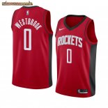 Camisetas Houston Rockets Russell Westbrook Rojo Icon 2019-20