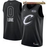 Camisetas 2018 All Star Kevin Love Negro