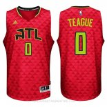 Camisetas Atlanta Hawks Jeff Teague Rojo