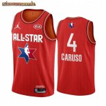 Camisetas 2020 All Star Alex Caruso Rojo