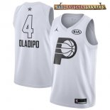 Camisetas 2018 All Star Victor Oladipo Blanco