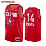 Camisetas 2020 All Star Brandon Ingram Rojo