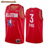 Camisetas 2020 All Star Chris Paul Rojo