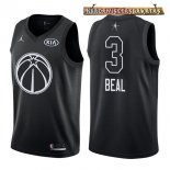 Camisetas 2018 All Star Bradley Beal Negro