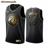 Camisetas NBA Nike Minnesota Timberwolves James Johnson Oro 2019-20
