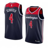 Camisetas Washington Wizards Admiral Schlfield Marino Statement 2019-20