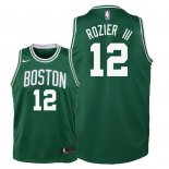 Camisetas Niños Boston Celtics Terry Rozier III Verde Icon 2018