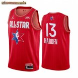 Camisetas 2020 All Star James Harden Rojo