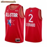 Camisetas 2020 All Star Kawhi Leonard Rojo