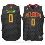 Camisetas Atlanta Hawks Jeff Teague Negro