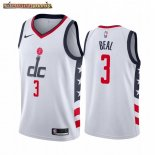 Camisetas Washington Wizards Bradley Beal Nike Blanco Ciudad 2019-20