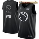 Camisetas 2018 All Star John Wall Negro